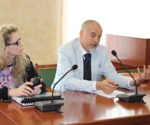 В Кисловодске презентовали итальянские медицинские технологии