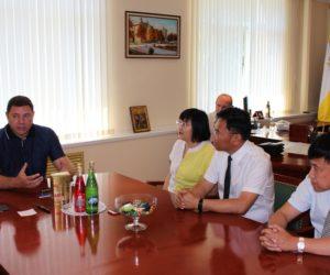 Кисловодск посетила делегация китайских медиков
