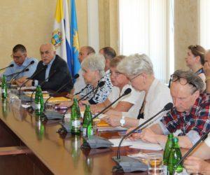 В мэрии обсудили взаимодействие  предпринимателей и органов власти