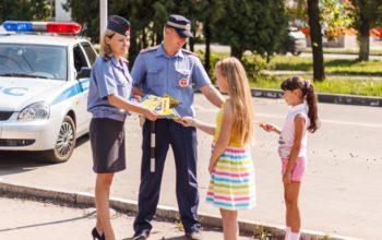 В Кисловодске проходит акция «Внимание: дети идут в школу!»
