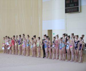 Юные грации разыграли в Кисловодске призы Ирины Чащиной