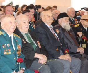 Концерт в честь Дня защитника Отечества прошел в центре «Дружба»