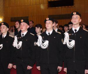 Защитников Отечества поздравили с праздником