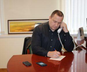 Сергей Никитенко ответил на вопросы горожан
