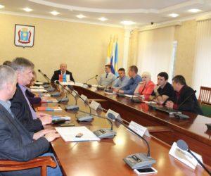 Депутаты заслушали отчет о работе финуправления