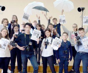Юнкоры приняли участие в самом масштабном смотре детских СМИ