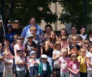 Более ста жителей встретили лето спортивным праздником