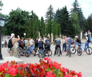 Велосипедистам напомнили о соблюдении ПДД