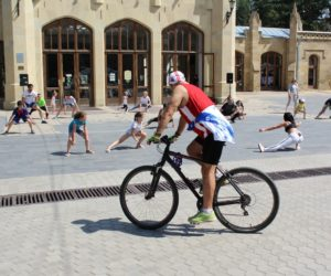 20 июля кисловодчане пересядут на велосипеды