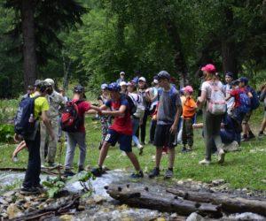 В летних пришкольных лагерях отдохнуло более 2000 детей