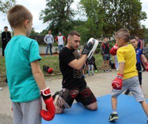 Молодежная палата провела мероприятие «Молодежь выбирает спорт»