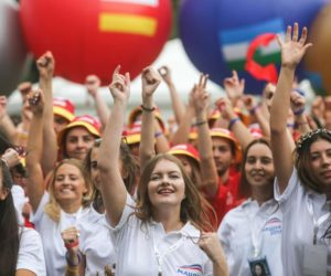 Кисловодская молодежь принимает участие в форуме «МАШУК-2018»