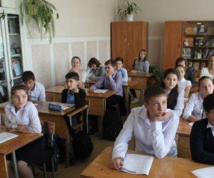 Более девяти тысяч кисловодских школьников участвуют в акциях ко Дню Ставропольского края