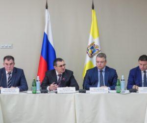 Развитие Кисловодска обсудили на выездном заседании рабочей группы Совета Федерации