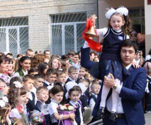 Торжественные линейки в День знаний прошли во всех школах