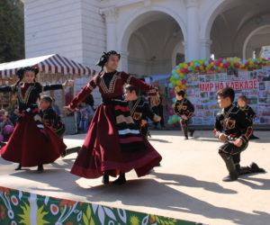 Фестиваль культур «Мир на Кавказе-2018» прошел в Кисловодске