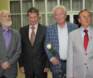 Николай Бурляев и Аристарх Ливанов встретились с гостями и жителями Кисловодска