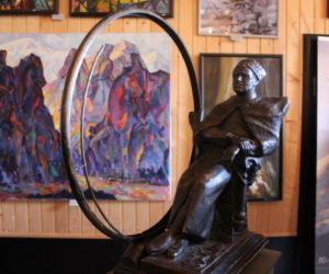 Работы кисловодских художников представлены на международной выставке «Традиции и современность»