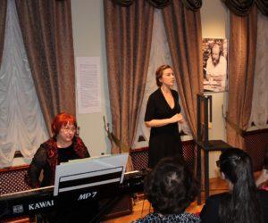 Актриса МХТ Дарья Юрская впервые прочла рассказ Александра Солженицына на родине писателя
