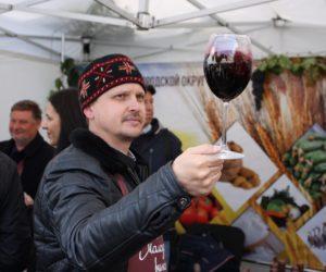Кисловодчане отведали «Молодое вино»