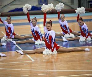 В Кисловодске пройдет краевой Кубок по чир-спорту
