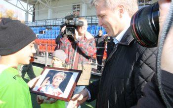 Павел Колобков осмотрел спортивные объекты в Кисловодске