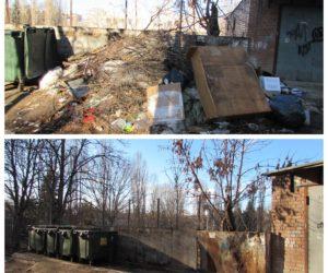 В Кисловодске ликвидировали еще 21 стихийную свалку