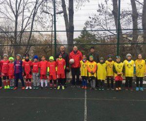 Юные кисловодские спортсмены вышли в финал краевых соревнований «Мини-футбол – в школу»