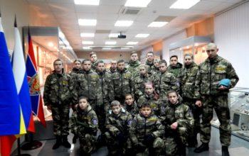 Кисловодские кадеты неделю прожили в армейских условиях