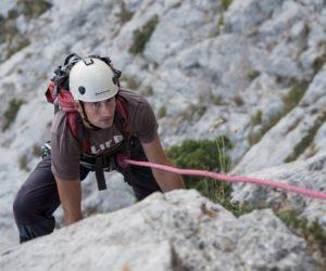 В городе-курорте пройдет юниорский фестиваль по скалолазанию «Весенние скалы»