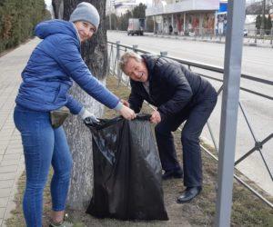 В Кисловодске прошла «большая уборка»