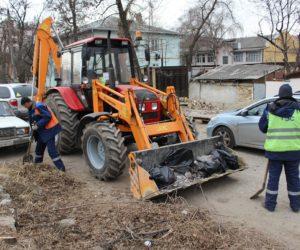 В Кисловодске дали отсчет экологическому двухмесячнику