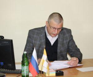 Евгений Силин провел прием граждан