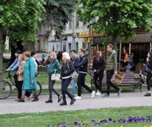 Россияне выбирают Кисловодск для отдыха на майские праздники