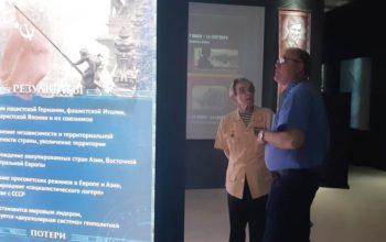 Для участника обороны Севастополя провели выездную экскурсию