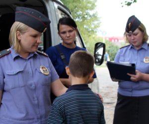 Сотрудники полиции проводят оперативно-профилактическое мероприятие «Твой выбор»