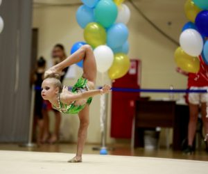 В Кисловодске определится обладатель  кубка правительства Ставрополья по художественной гимнастике
