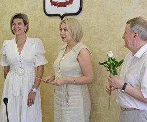 Активная молодежь получила Благодарственные письма главы Кисловодска
