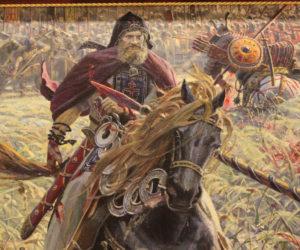 «Святые воины Руси»