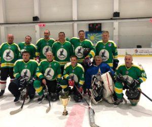 Кисловодские хоккеисты привезли Кубок