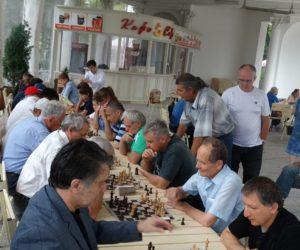 Шахматные баталии в честь Дня физкультурника прошли в Кисловодске