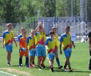Начинающие футболисты из Новоселицкого района прошли во всероссийский этап соревнований