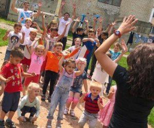 Большой спортивный праздник для детей и взрослых