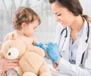 На Ставрополье началась иммунизация детей против гриппа