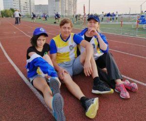 Семья Прусенко защищала честь Ставропольского края
