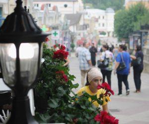 Кисловодск с начала текущего года принял более 200 тысяч гостей