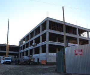 В новой школе на Губина появится актовый зал и мастерские по обработке ткани, дерева и металла