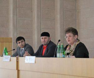 В Кисловодске обсудили важность межнациональной дружбы