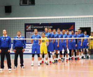 Кисловодчан приглашают на волейбольные матчи Чемпионата России по волейболу среди команд Высшей лиги «А»