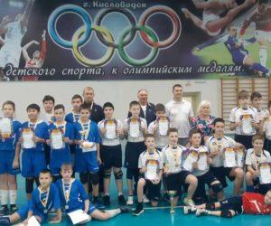 Кисловодчане одержали победу в финале Первенства Ставропольского края по волейболу